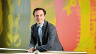 Mark Schreuders, Geschäftsführer Vertrieb Arla Foods Deutschland
