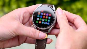 Säljstart för nya Huawei Watch 3-serien