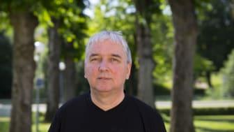 Björn Lundell, professor i datavetenskap vid Högskolan i Skövde är en av talarna under Internetdagarna. Foto: Högskolan i Skövde
