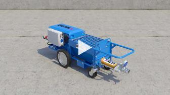 Nu lanseras en instruktionsfilm för pumpen S30 HD40