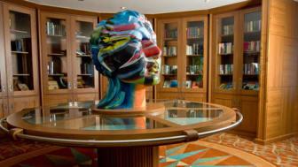 Braemar, Library
