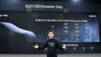 Hu Sung Song, President och CEO för Kia Corporation.