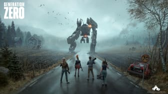GENERATION ZERO®: Announcing Avalanche Studios' Next Open-World Action Game