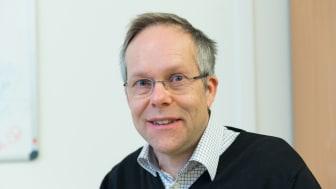 Håkan Olausson, professor vid Linköpings universitet. Foto: Thor Balkhed/Linköpings universitet