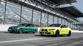 Ikoner i ny forklædning: BMW M3 og BMW M4