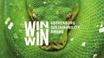 WIN WIN Gothenburg Sustainability Award 2020