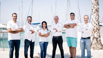 Karpaz Gate Marina in North Cyprus are celebrating after winning TYHA International Marina of the Year Runner-up 2018/19