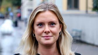 Andrea Eriksson ny PR & Communications Manager på United Screens