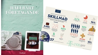Swedfund i final om bästa redovisning av hållbarhet