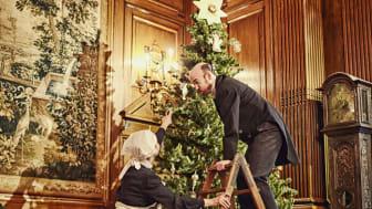 Säkert jultecken! Juldramavisningar på Hallwylska museet