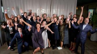 Talenterne fra Scandics ledelsesprogram er klar til at varetage vigtige ledelseroller i virksomheden.