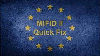 Kritik an MiFID II: Seit Einführung der Finanzmarktrichtlinie hat der GVB darauf gedrängt, die Vorschriften praxistauglicher zu gestalten.