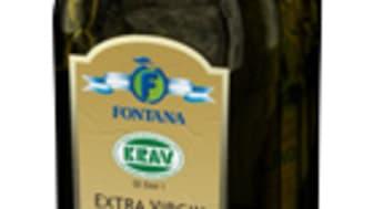 KRAV-märkt olivolja från Grekland