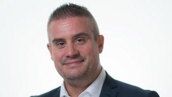 Morgan Forsberg, Regionchef Öst på Geberit
