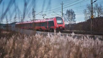 MTRX är Sveriges bästa tågbolag för femte året i rad
