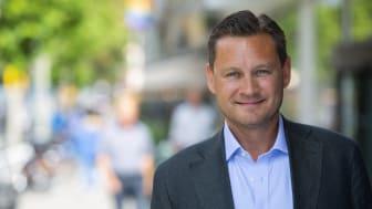 LeoVegas VD Gustaf Hagman