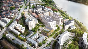 Byggstart för Framtidens Södersjukhus