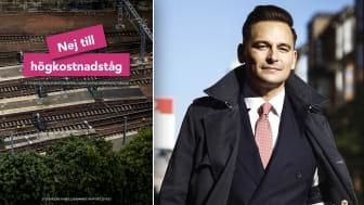 Stockholms Handelskammare säger nej till snabbtågen - vill se fler investeringar över hela landet