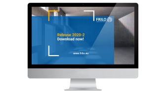 FRILO updates structural analysis software
