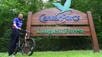 Andy De'Ath at Center Parcs Longleat Forest