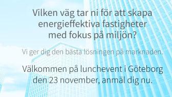Lunchevent Göteborg
