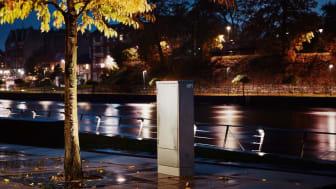 GARO lanserar miljöanpassade kabelskåp färdiganpassade för belysning och fördelning
