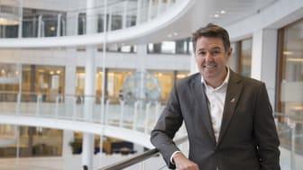 Geir Karlsen er ansat som ny finansdirektør i Norwegian.