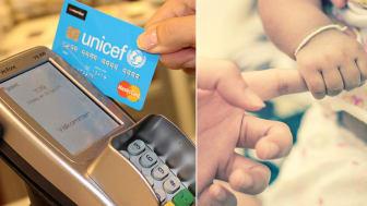 UNICEF-kortet räddar barns liv