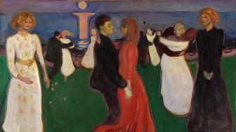 """Edvard Munch, """"Dance of Life"""", 1899-1900."""