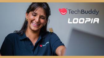 Loopia AB inleder samarbete med TechBuddy för att förbättra support av Microsoft 365-tjänster, både på distans och fysiskt.