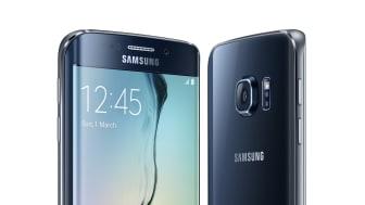 Samsung præsenterer to nye smartphones i glas og metal; Galaxy S6 og Galaxy S6 edge