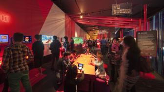 Game Masters – the Exhibition kommer till Halmstad