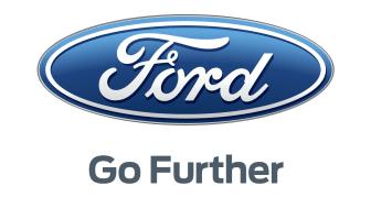 Ford Europas salgsresultat, august 2014