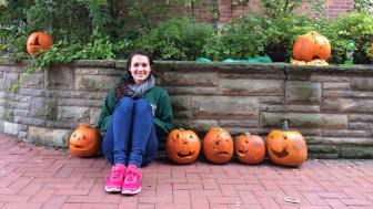 """""""Ich will mittendrin und dabei sein!"""" – die hochgradig schwerhörige Studentin Michelle Mohring (23) berichtet auf www.hoerreise.net über ihr Auslandsstudium in den USA"""