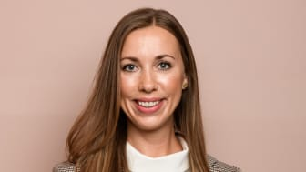 Edita Uzunovic är idag en uppskattad kollega på Fastighetsbyrån i Lund