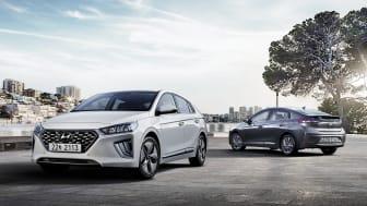 Nye Hyundai IONIQ. Foto: Hyundai