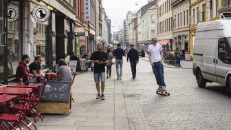 Torggata, Oslo. Kuva: Amund Johne, Sweco Norway