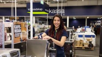 Elgiganten öppnar varuhus i Kungsfors Köpcenter under 2019