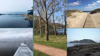 Sveriges stränder är en unik tillgång som skyddas genom strandskyddsreglerna.