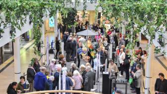 Kungsmässan köpcentrum i Kungsbacka är för fjärde året i rad Sveriges bästa citygalleria