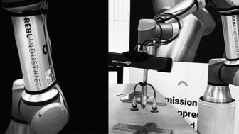 Rebl Industries vill göra robotautomation enklare, snabbare och effektivare. Nu har företaget flyttat in i Gothia Science Park.