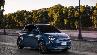 """Nu er der åben for prebooking af elektrisk Fiat 500 """"la Prima"""" Hatchback"""