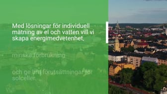 Vi gör Sverige grönare