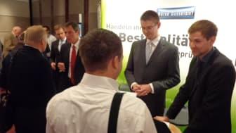 Beratung und Information stehen im Mittelpunkt des Börsentag kompakt in Köln