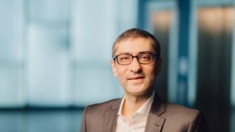 Rajeev Suri, Inmarsat CEO