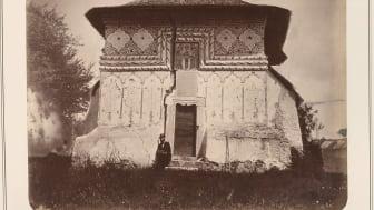 Historiska fotofynd från KB visas för första gången av Rumänska kulturinstitutet