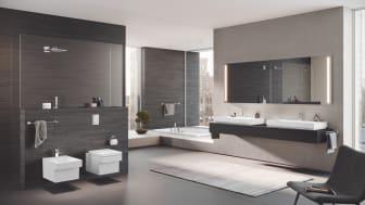 GROHE delar med sig av hållbara rengöringstips inför storstädningen av badrummet