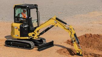 Cat 302.7 CR Next generation