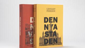 Svensk Bokkonst 2014: Den nya världen & Den nya staden utsedda till Årets vackraste bok
