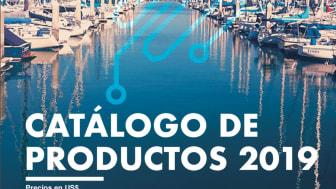 Guía de productos 2019 en español con los precios en dólares americanos